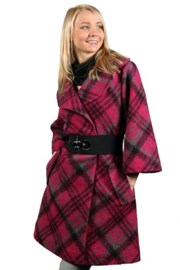 зимнее женское драповое пальто магазины.