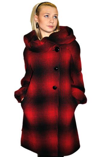 Виагра: Драповое пальто из Итальянского драпа.