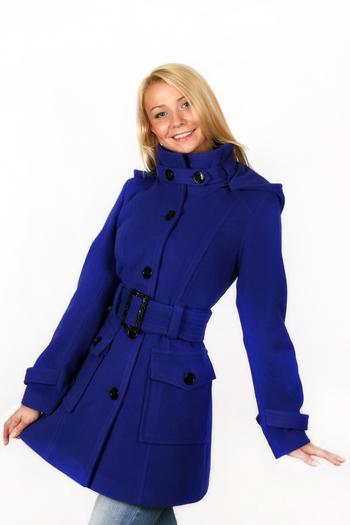 www.weddingsaloon.ru: Пальто зимнее драповое черное готическое - Коньково.